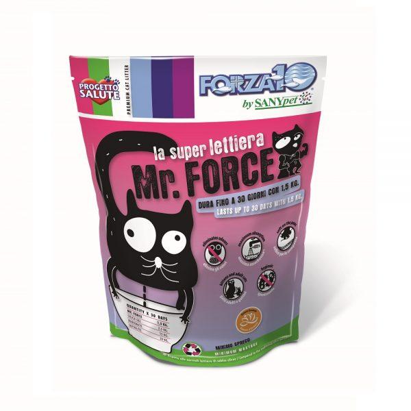 Mr Force Αρωματική  Άμμος Υγιεινής 1.5kg