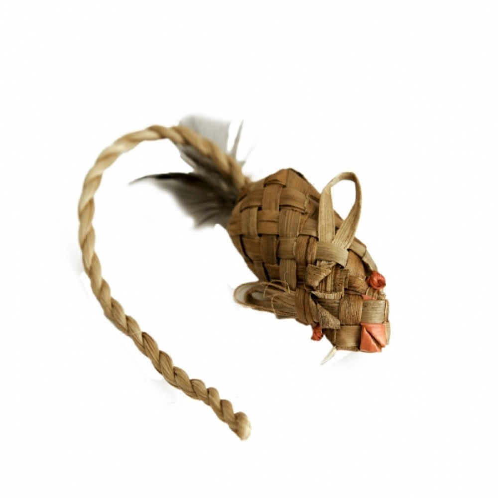 Παιχνίδι Γάτας Woven Wonders Catnip Feather Mice
