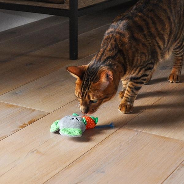Παιχνίδι Γάτας Little Nippers Cat Mighty Mouse