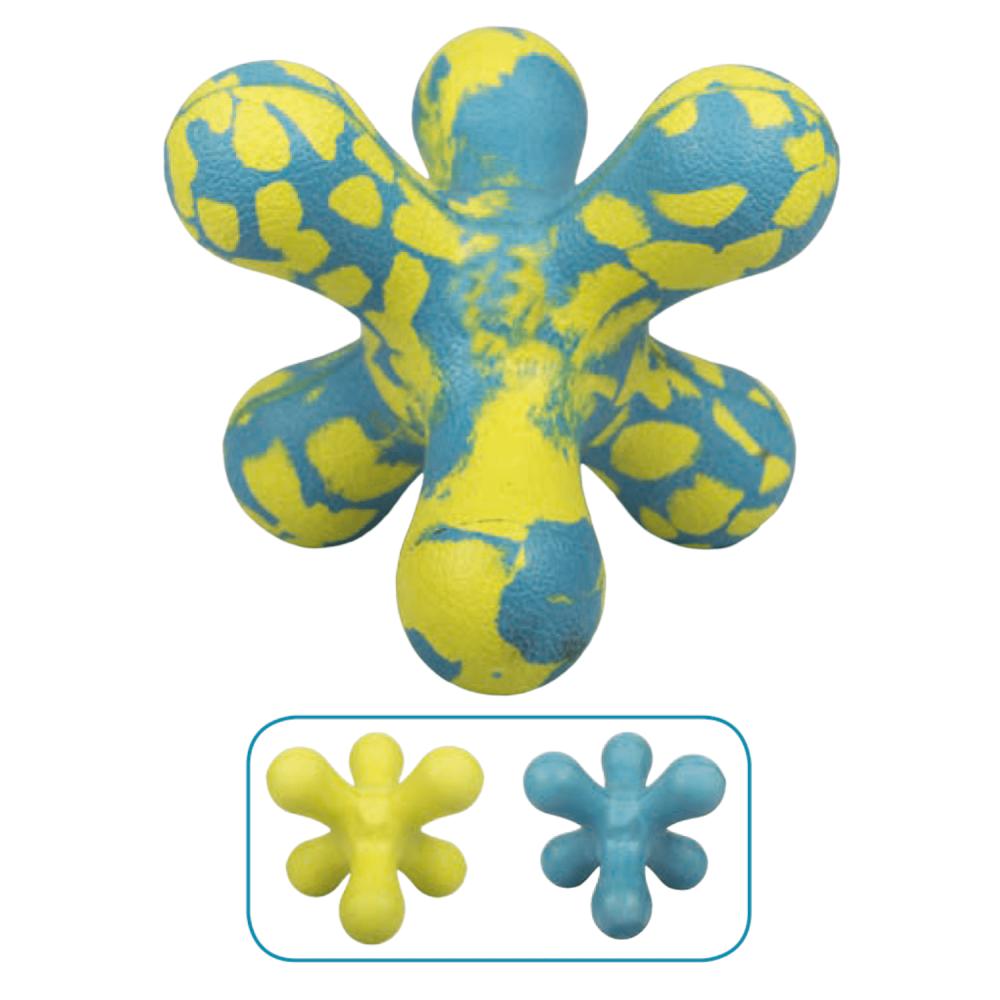 Παιχνίδι Σκύλου Τρισδιάστατο Foaber Hybrid Foam Rubber - Jack
