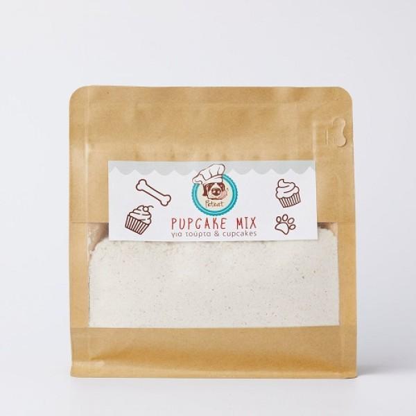 Peteat Pupcake Mix - Έτοιμο Μείγμα