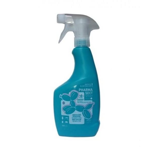 Φυτικό Απωθητικό Spray Κατοικιδίου Pharmasect 500ml