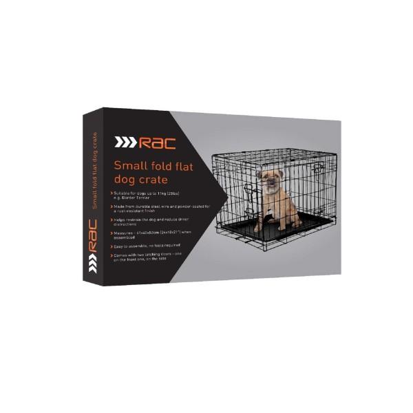 Μεταλλικό Crate Εκπαίδευσης Σκύλου Rac