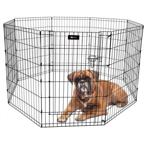 Μεταλλικό Πάρκο Εκπαίδευσης Σκύλου Rac
