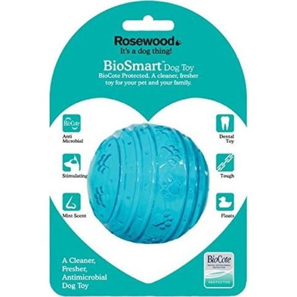 Παιχνίδι για Κουτάβια Αντιμικροβιακό - Biosafe Puppy Blue Ball