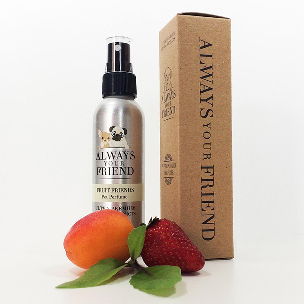 Φυτικό Άρωμα Κατοικιδίου Fruit Friends Perfume