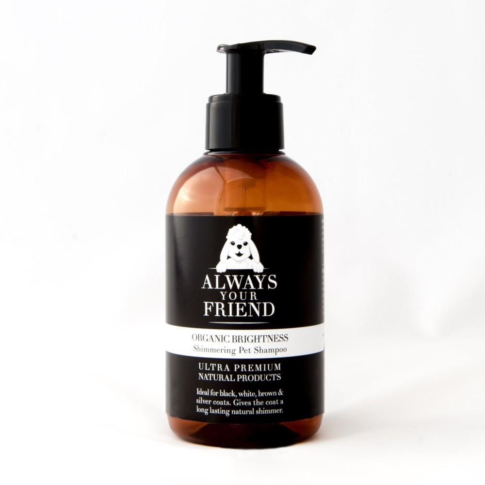 Βιολογικό Σαμπουάν Κατοικιδίου για Λαμπερό Τρίχωμα Organic Brightness Shampoo
