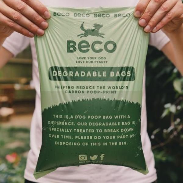 Σακουλάκια Απορριμάτων Beco - Dispenser roll 300 bags