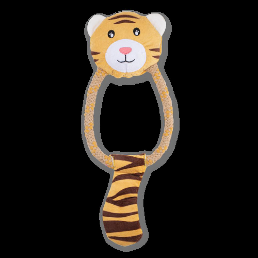 Παιχνίδι Σκύλου Beco Hemp Rope Tiger