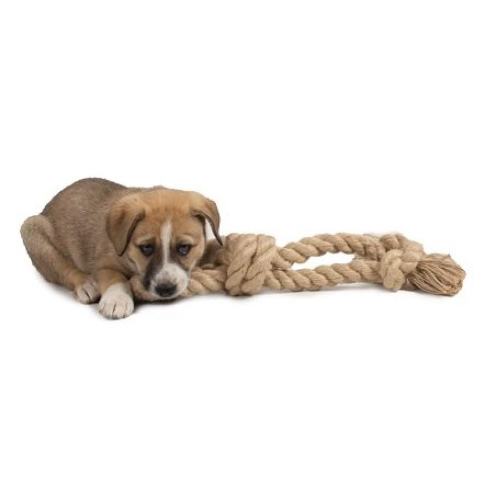 Παιχνίδι Σκύλου Green Toys Rope Training Ring