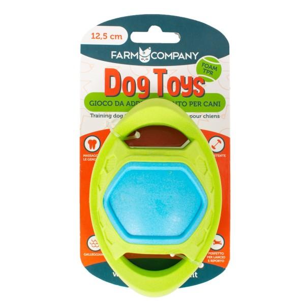 Παιχνίδι Σκύλου Dental Foam Training Rugby Ball with Handles
