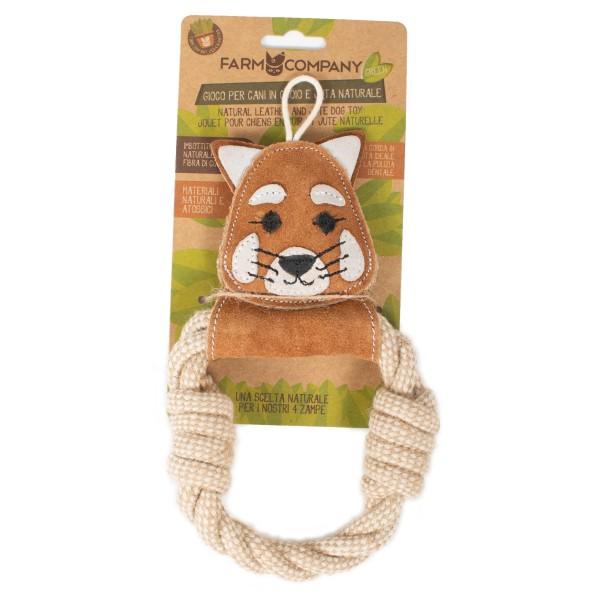 Οικολογικό Παιχνίδι Σκύλου Green Toys Leather Red Panda