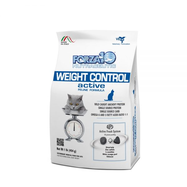 Forza10 Active Line Weight Control για Γάτες