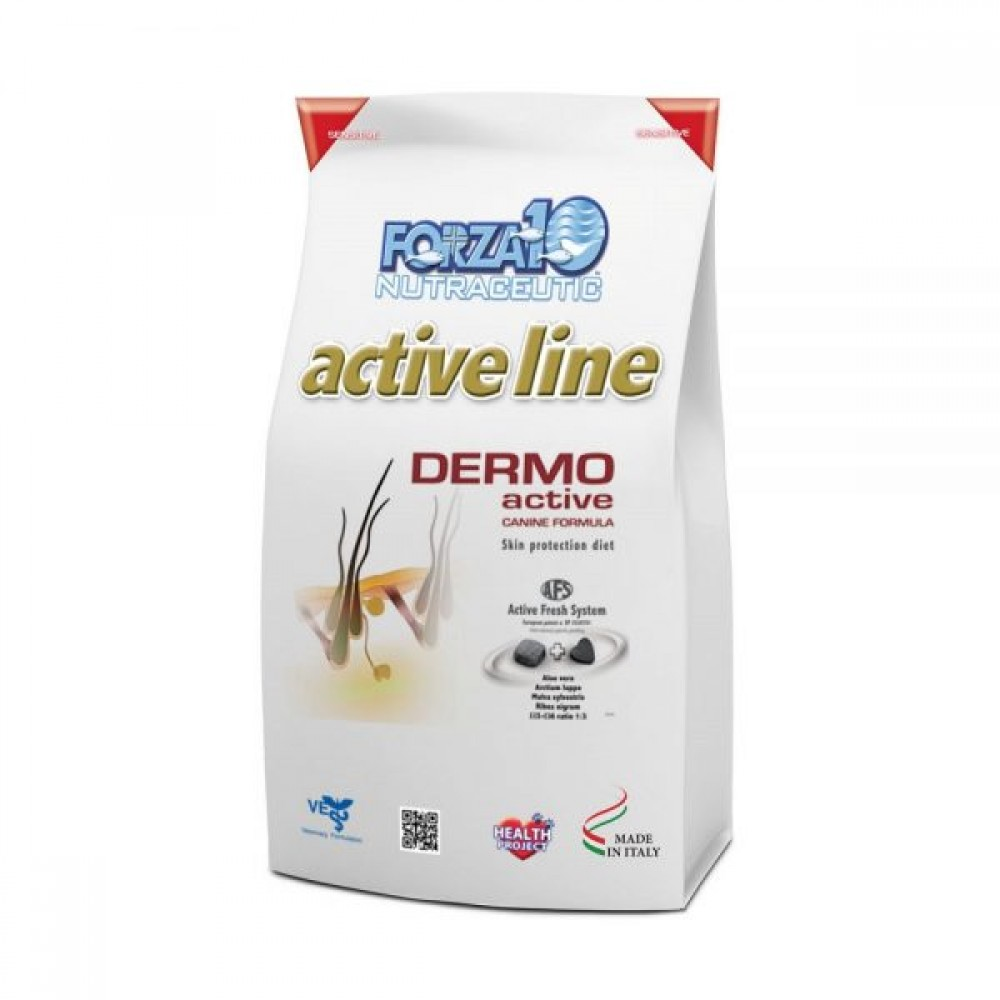 Forza10 Active Line Dermo Active Canine Formula