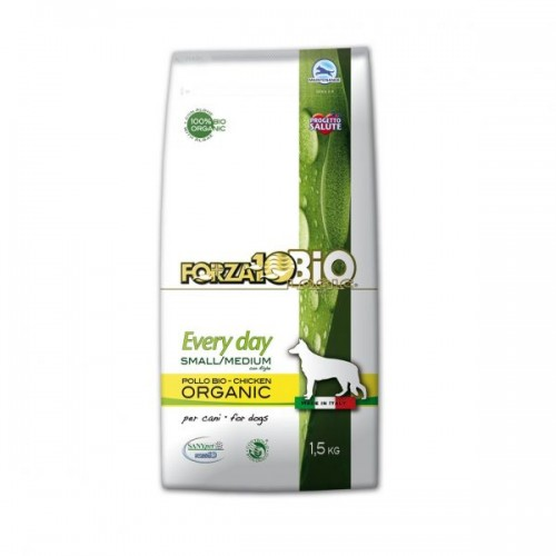 Forza10 Every Day Bio Line Small / Medium Κοτόπουλο και Άλγη