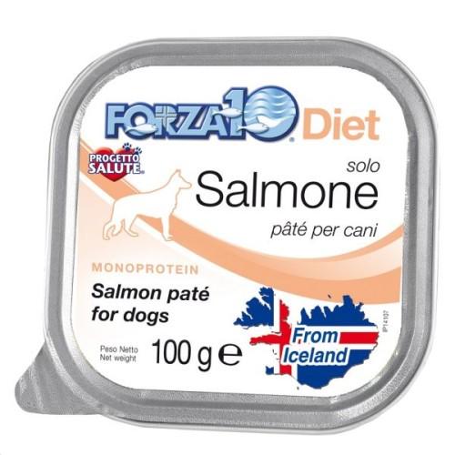 Forza10 Solo Diet Πατέ με Σολωμό, χωρίς γλουτένη