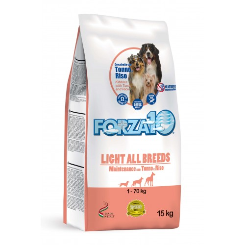 Forza10 Medium Adult Maintenance Light Τόνος και Ρύζι