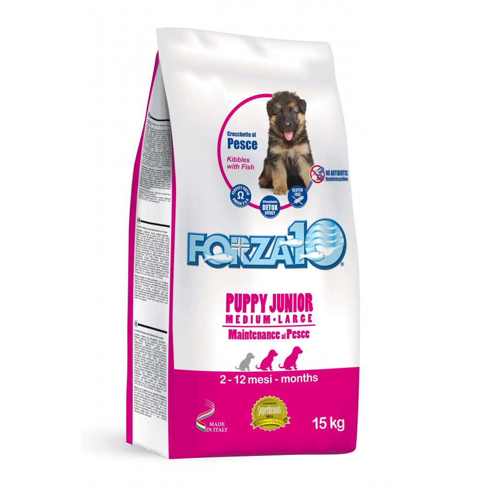 Forza10 Puppy Junior Maintenance Ψάρι Medium / Large