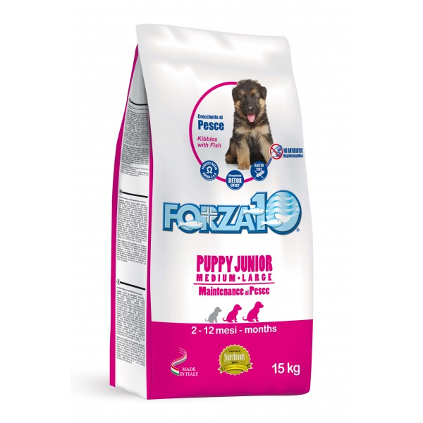 Forza10 Puppy Junior Maintenance Ψάρι Medium / Large