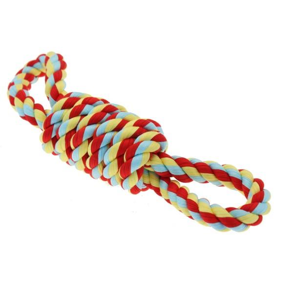Παιχνίδι Σκύλου Twist-Tee Coil Tugger & 2 Handles