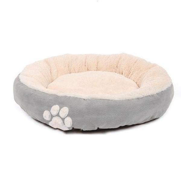 Κρεβάτι Σκύλου Hugs Round Bed Dove Grey