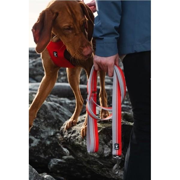 Οδηγός Σκύλου Hurtta Weekend Warrior Eco Leash Πορτοκαλί