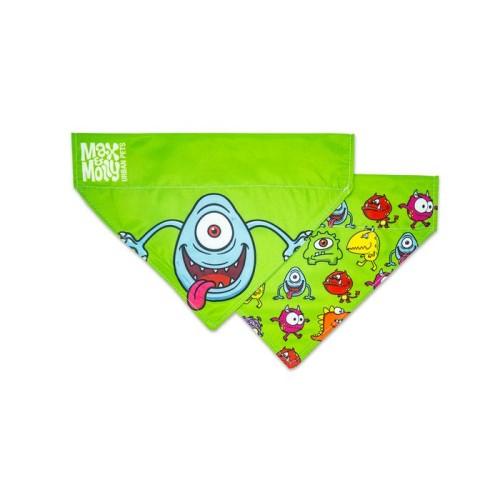 Μπαντάνα για Κατοικίδια Max & Molly Little Monsters