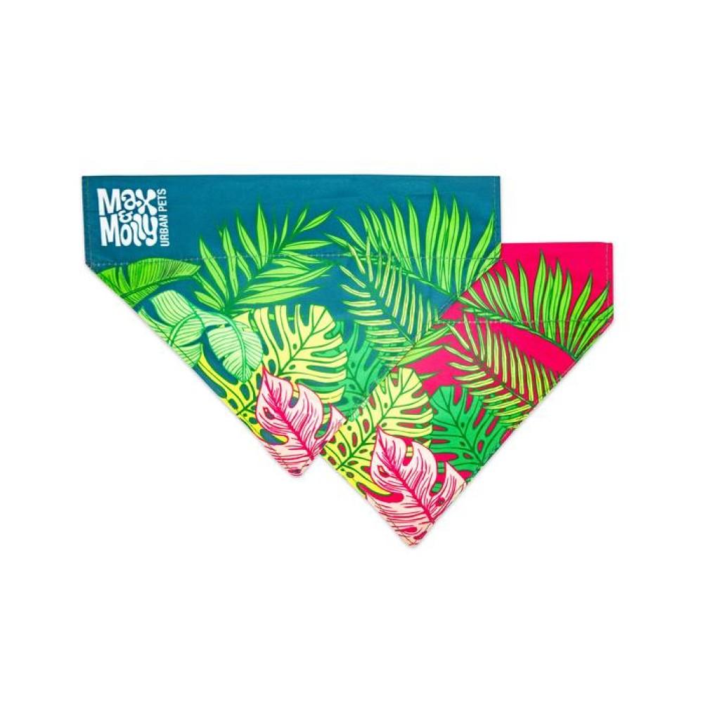 Μπαντάνα για Κατοικίδια Max & Molly Tropical