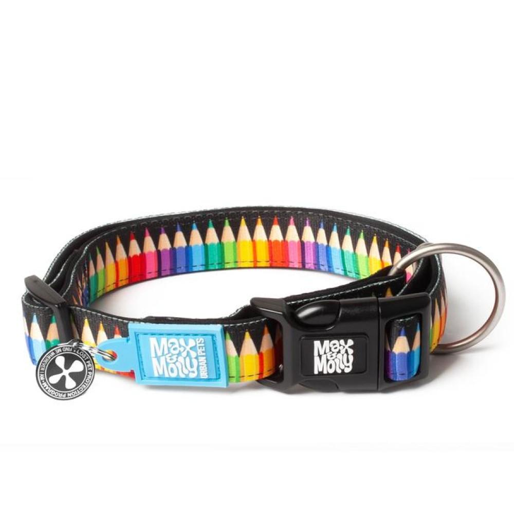 Περιλαίμιο Σκύλου Max & Molly Crayons