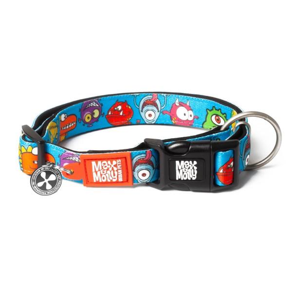 Περιλαίμιο Σκύλου Max & Molly Little Monsters