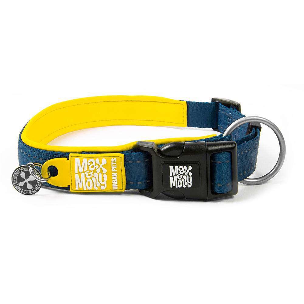 Περιλαίμιο Σκύλου Max & Molly Matrix Yellow