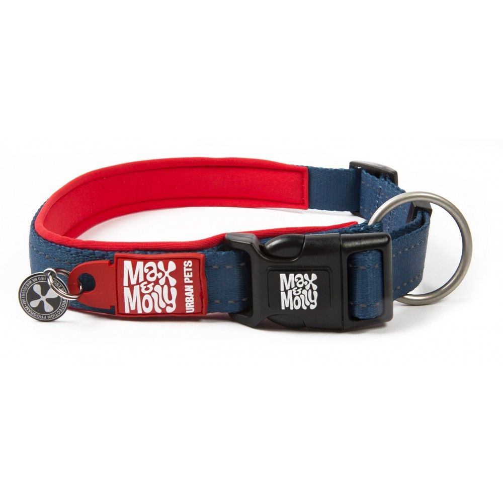 Περιλαίμιο Σκύλου Max & Molly Matrix Red