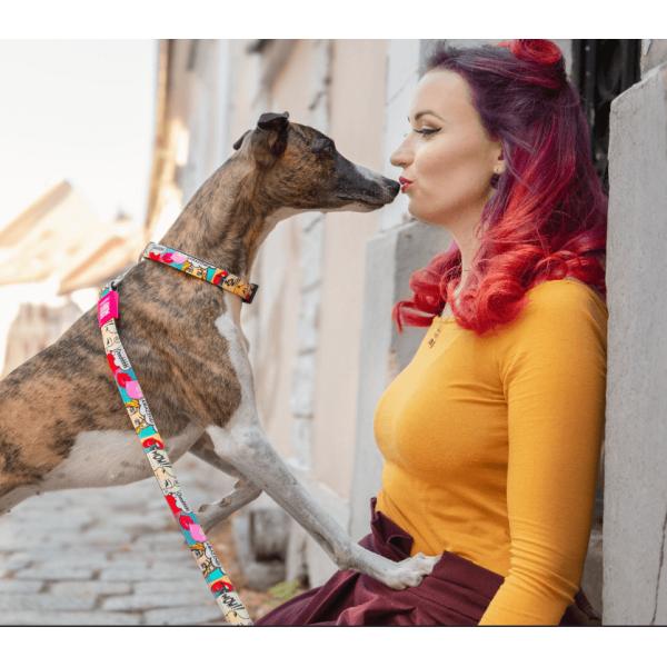 Περιλαίμιο Σκύλου Max & Molly Missy Pop