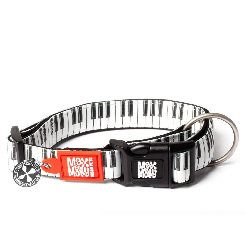 Περιλαίμιο Σκύλου Max & Molly Piano