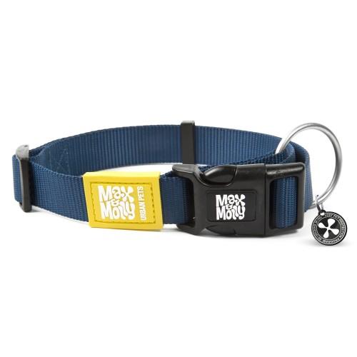 Περιλαίμιο Σκύλου Max & Molly Pure Midnight Blue