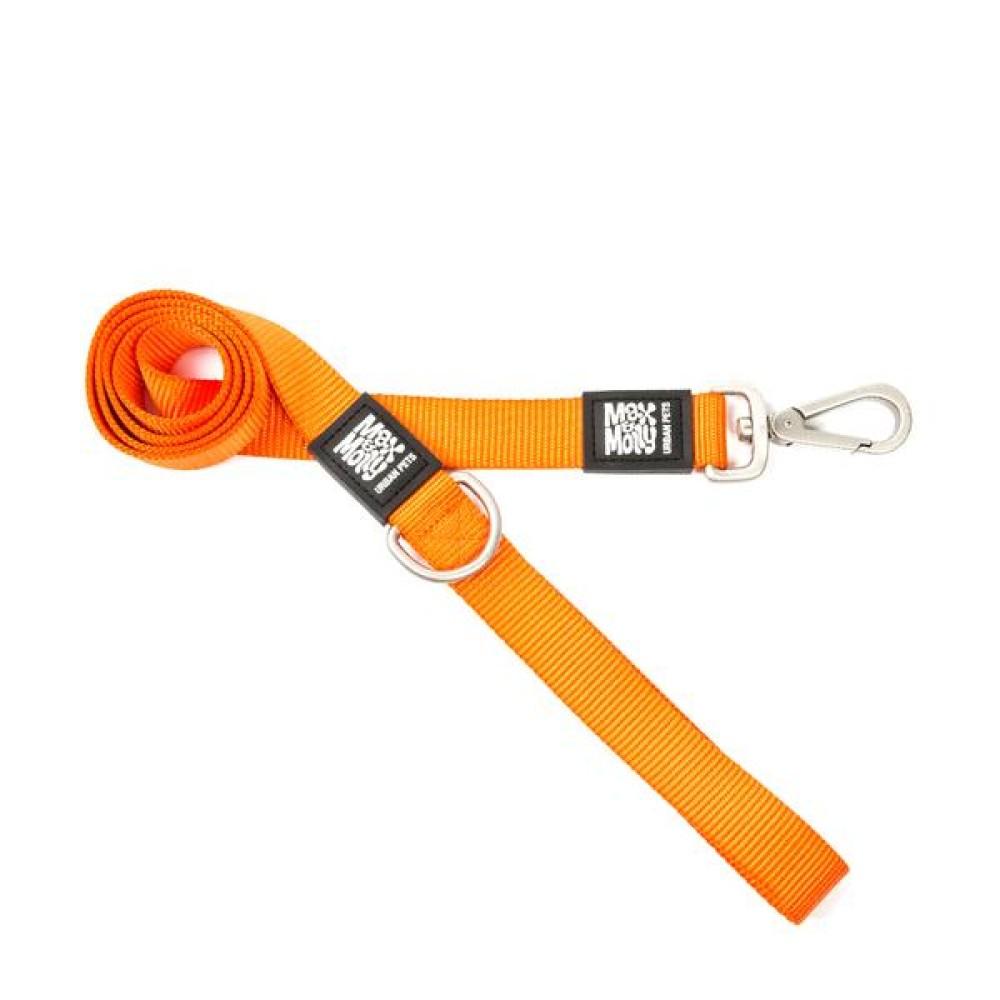 Οδηγός Περιπάτου Σκύλου Max & Molly Pure Orange