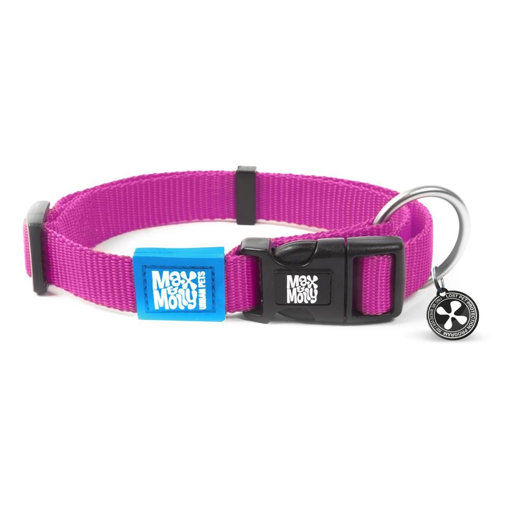 Περιλαίμιο Σκύλου Max & Molly Pure Pink
