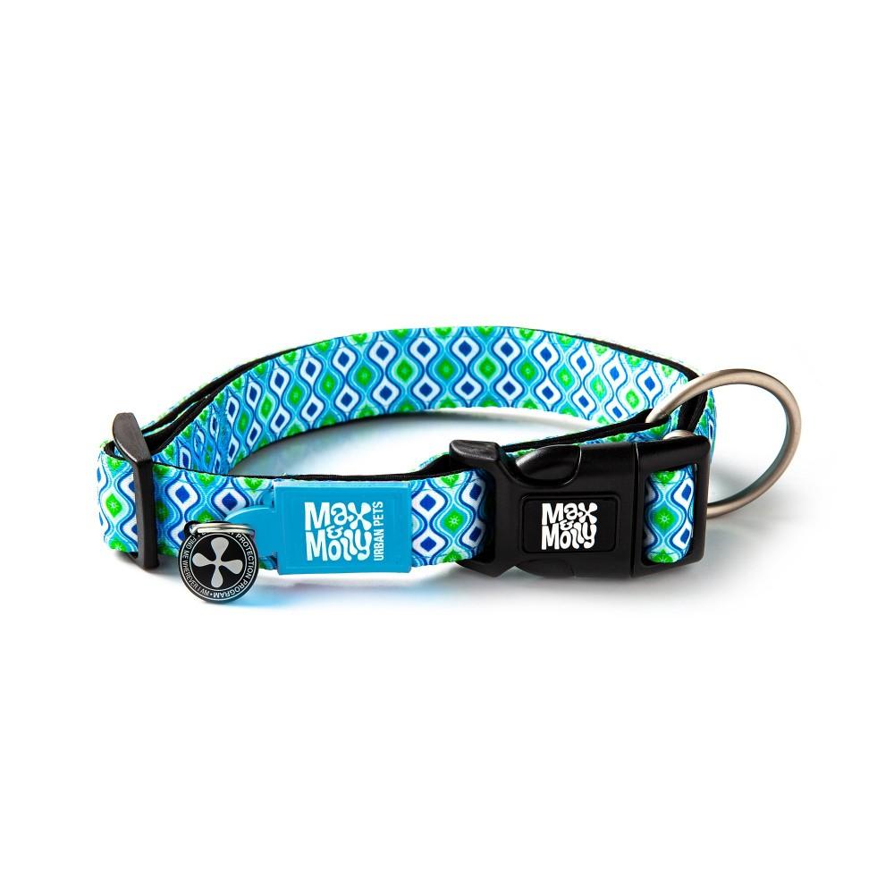 Περιλαίμιο Σκύλου Max & Molly Retro Blue