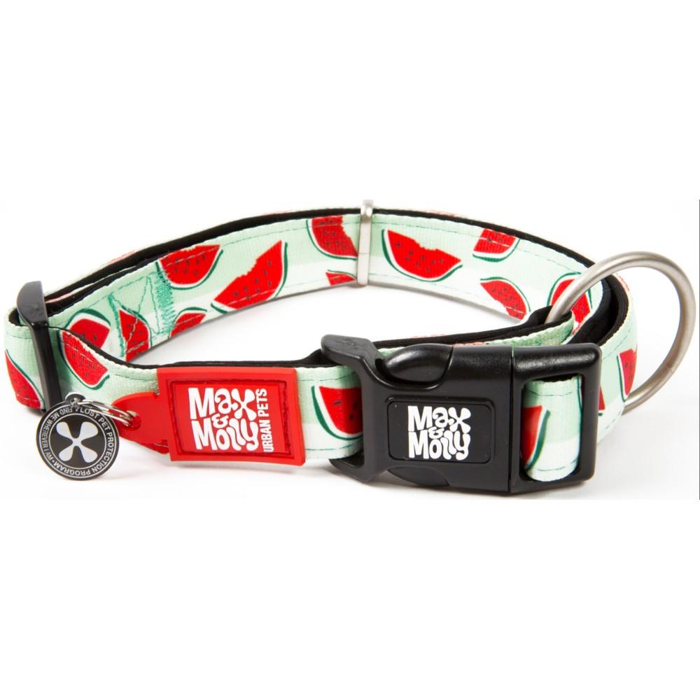 Περιλαίμιο Σκύλου Max & Molly Watermelon