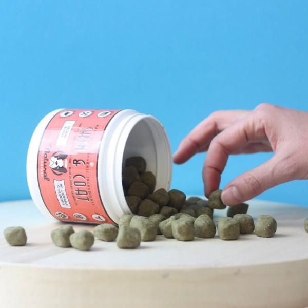 Συμπλήρωμα Διατροφής για Σκύλους για Υγιές Δέρμα και Λαμπερό Τρίχωμα