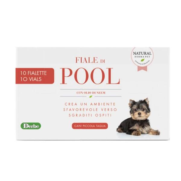 Φυτικές Αντιπαρασιτικές Αμπούλες για Μικρόσωμους Σκύλους 10pcs