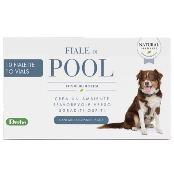 Φυτικές Αντιπαρασιτικές Αμπούλες για Μεγαλόσωμους Σκύλους 10pcs