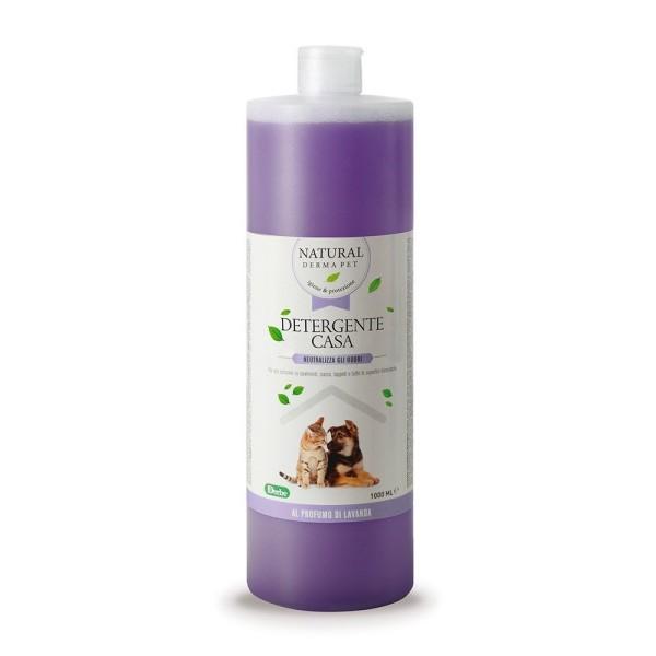 Νatural Derma Pet Απολυμαντικό Υγρό Καθαρισμού με Άρωμα Λεβάντα 1Lt