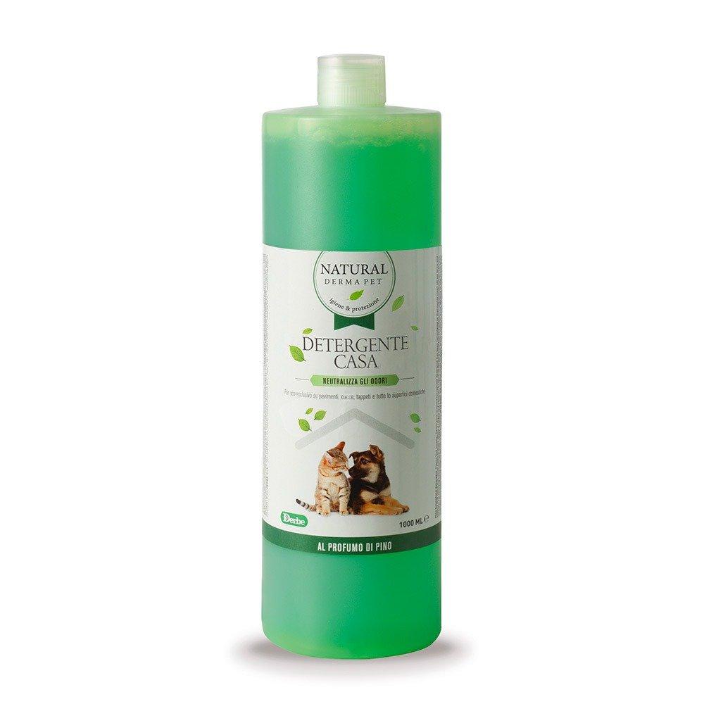 Νatural Derma Pet Απολυμαντικό Υγρό Καθαρισμού με Άρωμα Πεύκου 1Lt
