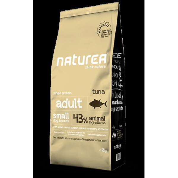 Naturea - Naturals Adult Small Breed Τόνος