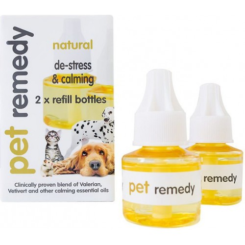 Pet Remedy Φυτικό Αγχολυτικό Κατοικίδιων Ανταλλακτικό για τη Συσκευή Πρίζας