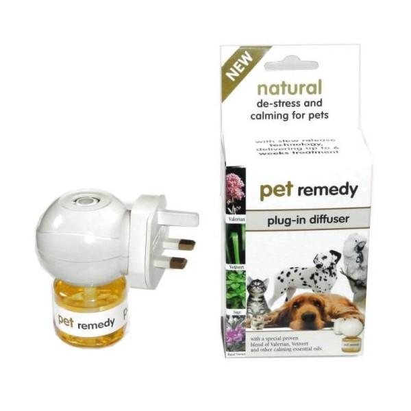 Pet Remedy Φυτικό Αγχολυτικό Κατοικιδίων Συσκευή Πρίζας