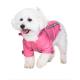 Αδιάβροχο Μπουφάν Σκύλου Ροζ