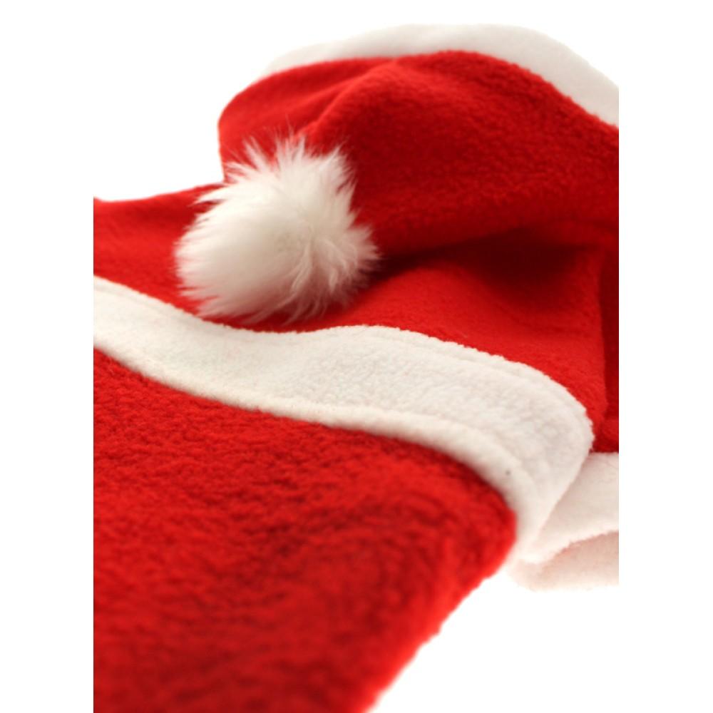 Χριστουγεννιάτικη Στολή Σκύλου Santa Claus