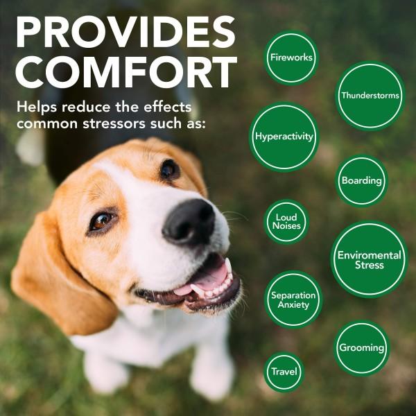 Vet's Best Συμπλήρωμα Διατροφής για Σκύλους για Μείωση Άγχους και Στρες